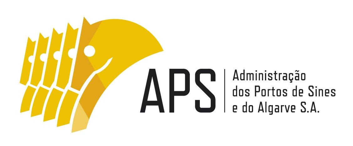 Logo APS - Administracao dos Portos de Sines e do Algarve S.A.