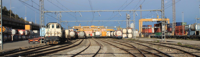 SURCO Operations II - Rail Terminal