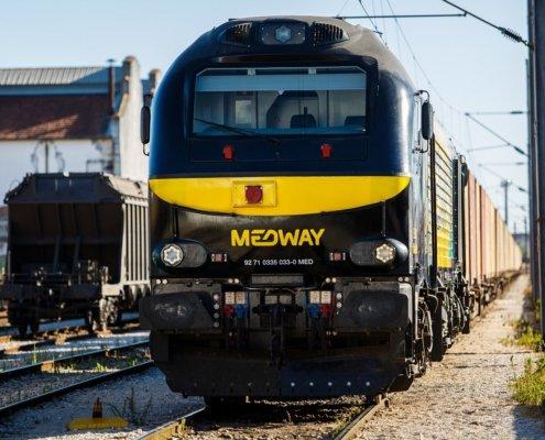 Medway locomotive