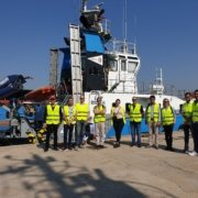 Participants of the Port Operations Summer School