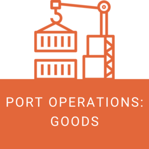Icon- Port Operations Goods