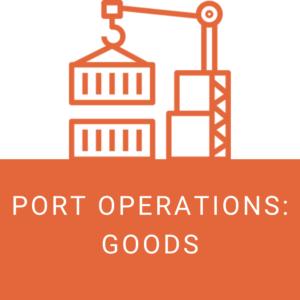 Icon- Port Operations Goods
