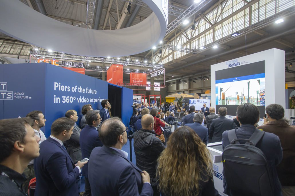 Smart Ports - Piers of the Future 2019