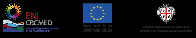 ENI CBC Med Programme logos
