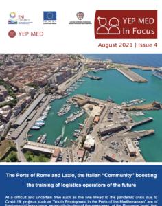 YEP MED In Focus - August 2021