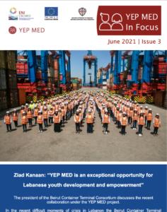 YEP MED In Focus - June 2021