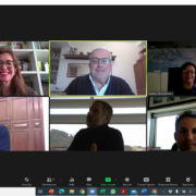 Escola Europea's Executive Committee meeting - January 2021