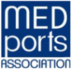 Logo of the MEDPorts Association