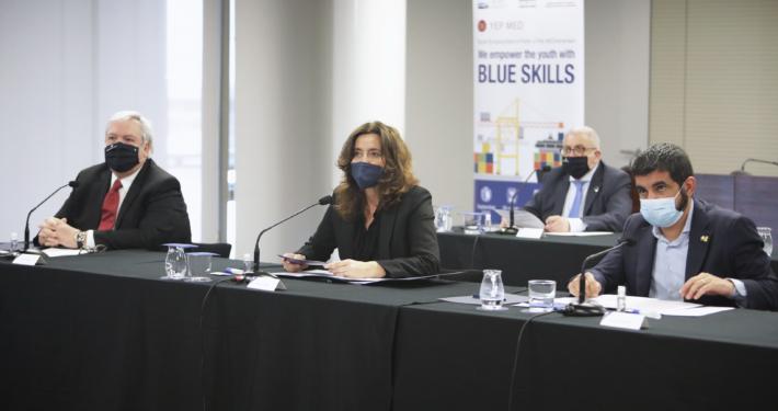 Firma - Acuerdo Barcelona