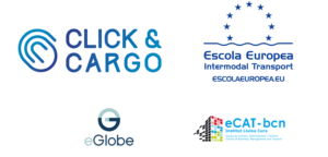 Logos of the entities involved in the project