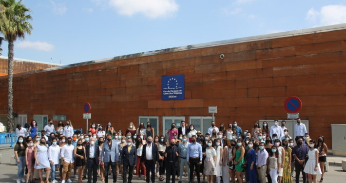 Diploma ceremony held on the 3rd of July 2021